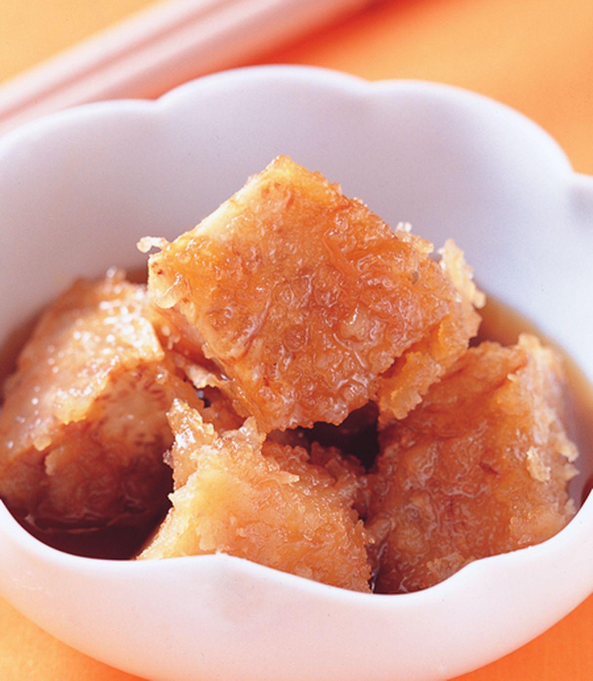 食譜:糖漬芋頭