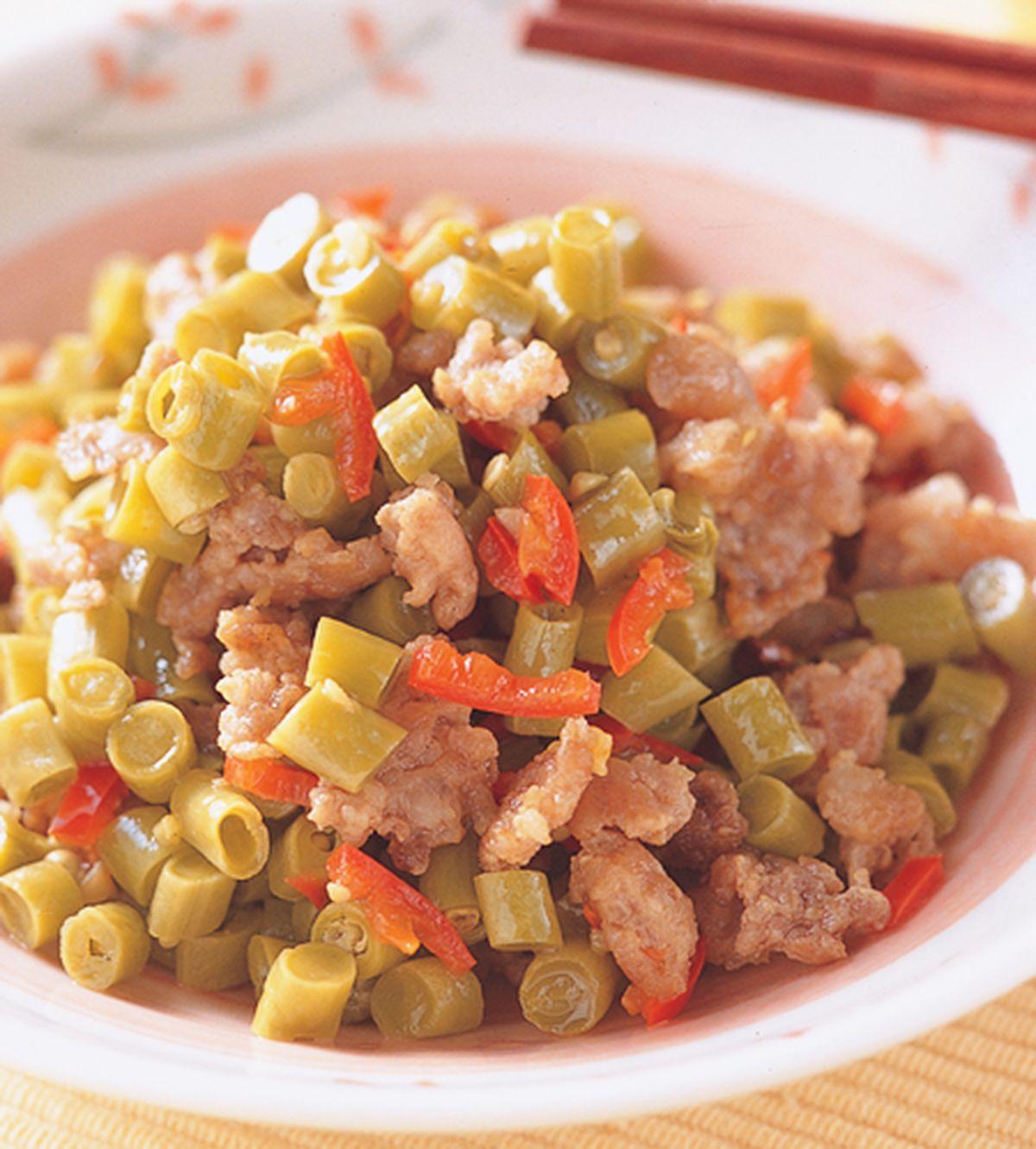 食譜:酸豇豆