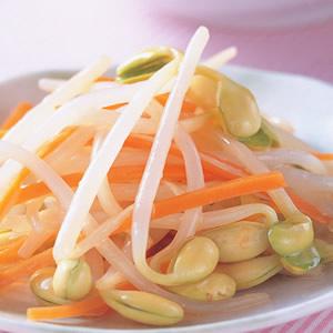 涼拌黃豆芽(1)