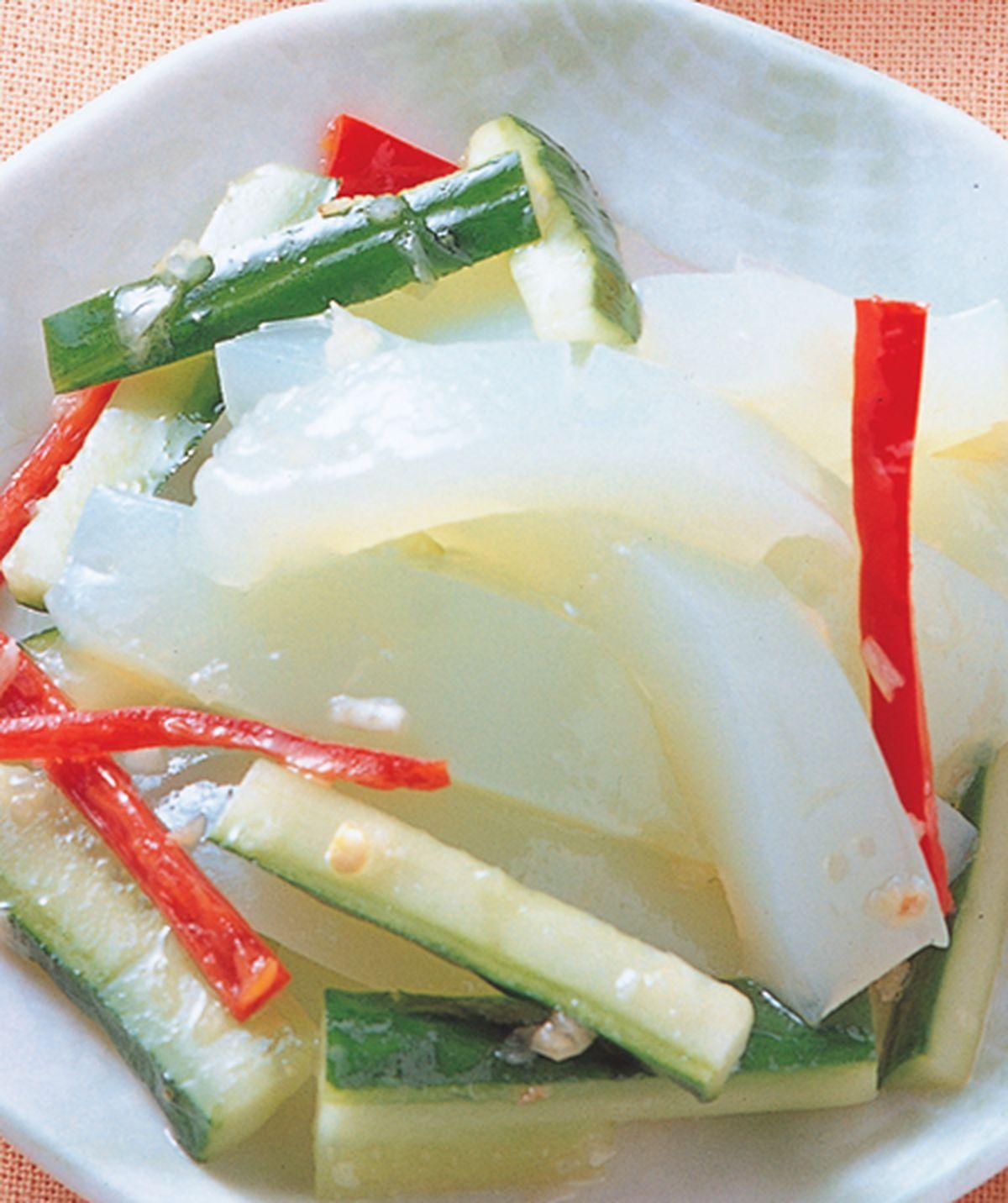 食譜:涼粉小黃瓜