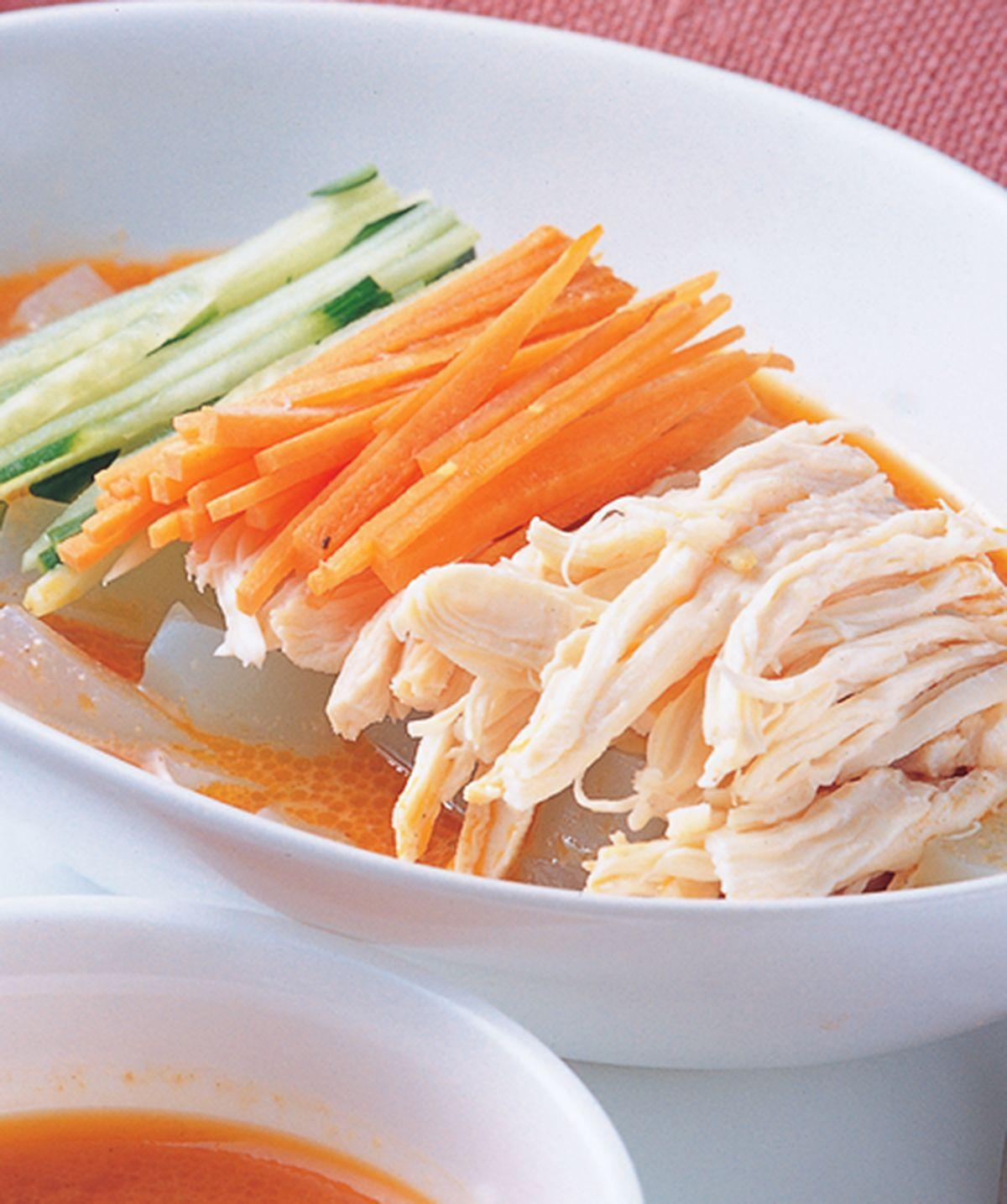 食譜:涼拌雞絲(2)