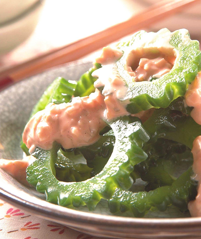 食譜:千島山苦瓜(1)
