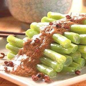 椒麻四季豆