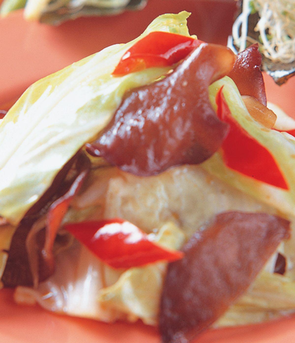 食譜:醋溜高麗菜
