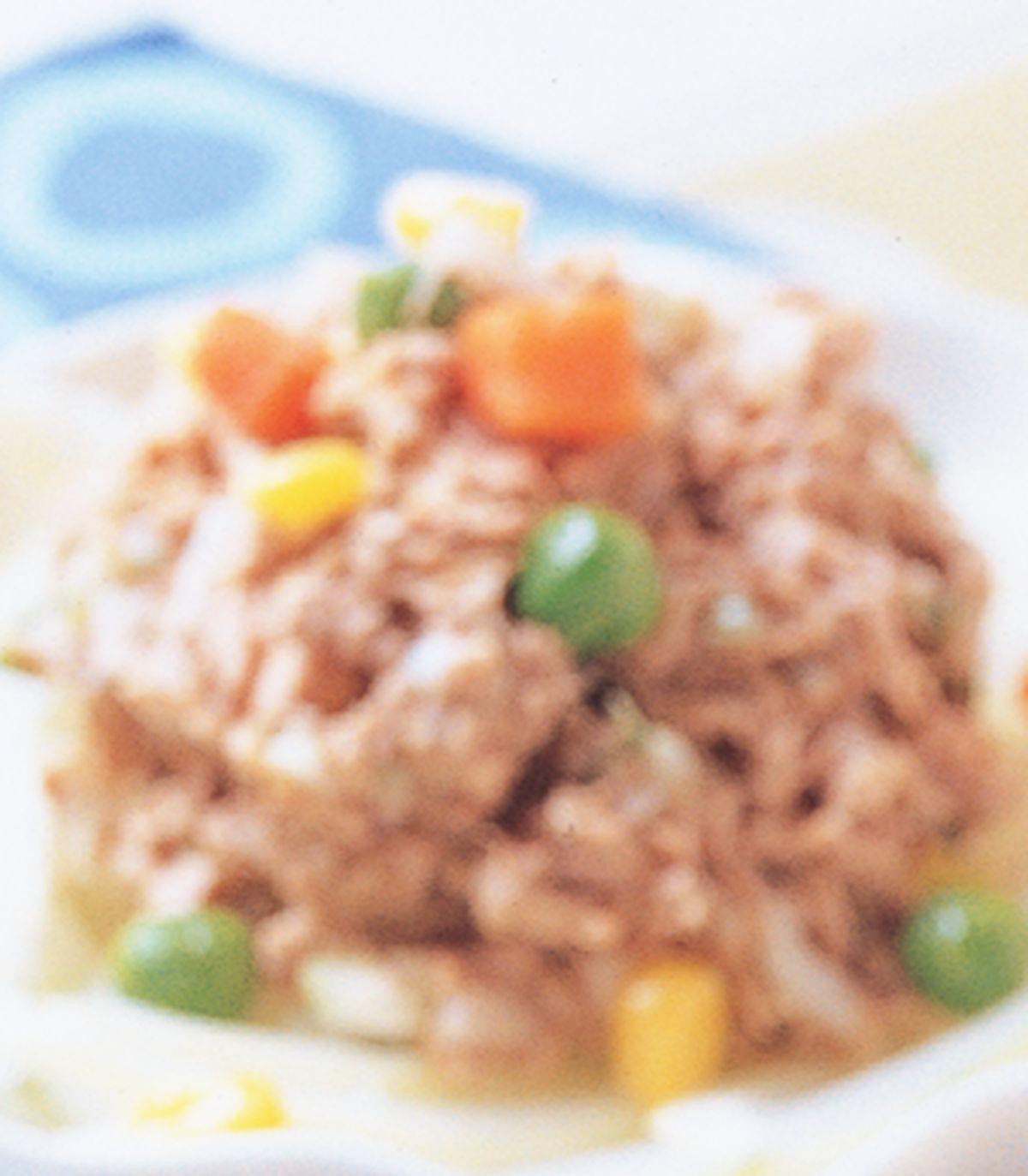 食譜:洋蔥鮪魚沙拉