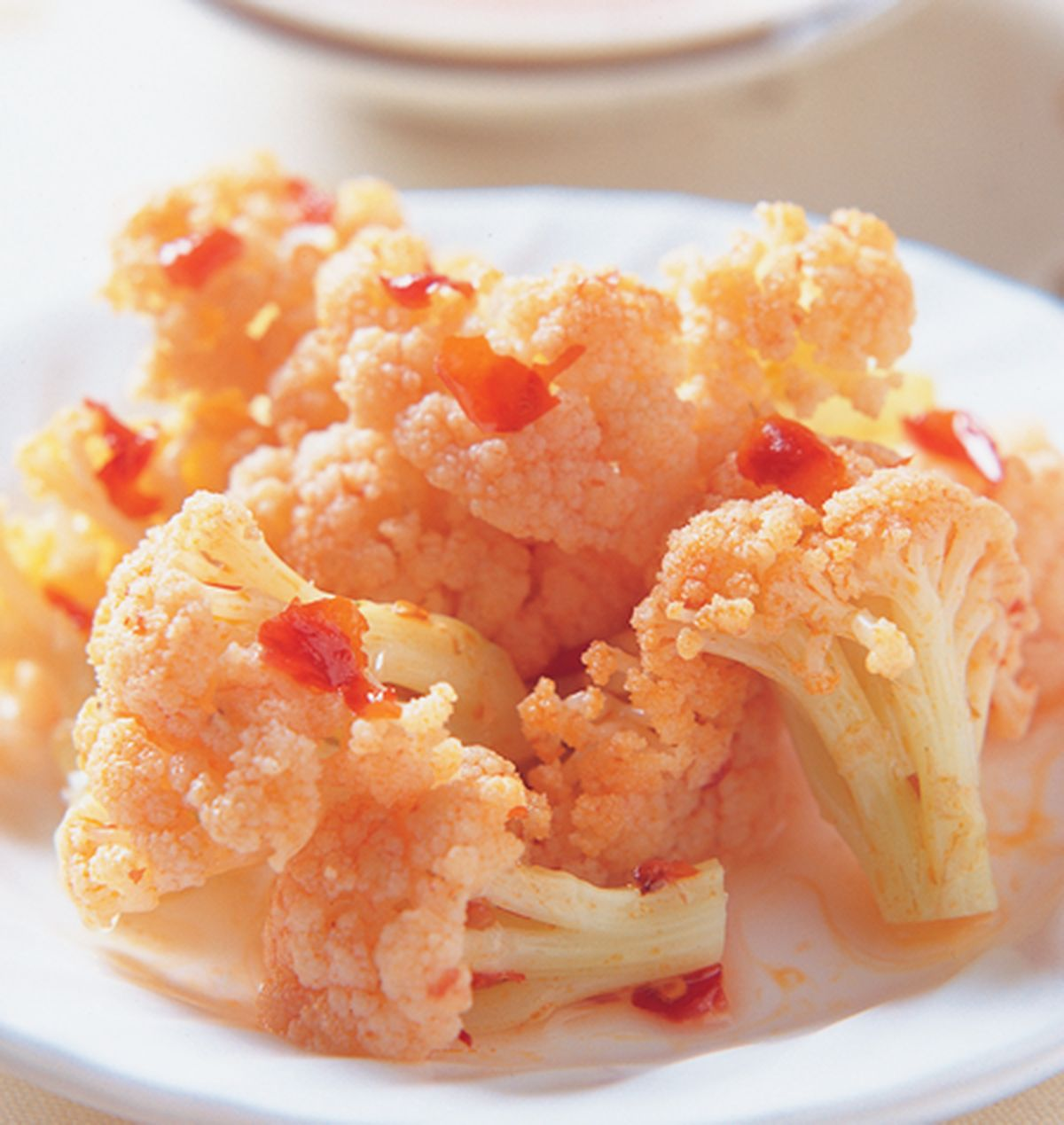 食譜:辣花椰泡菜