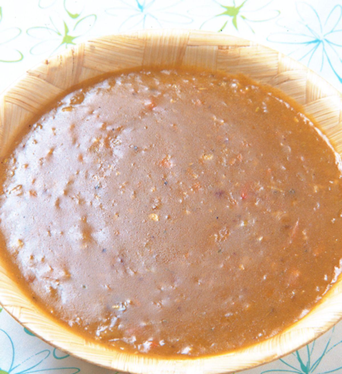 食譜:咖哩醬(1)