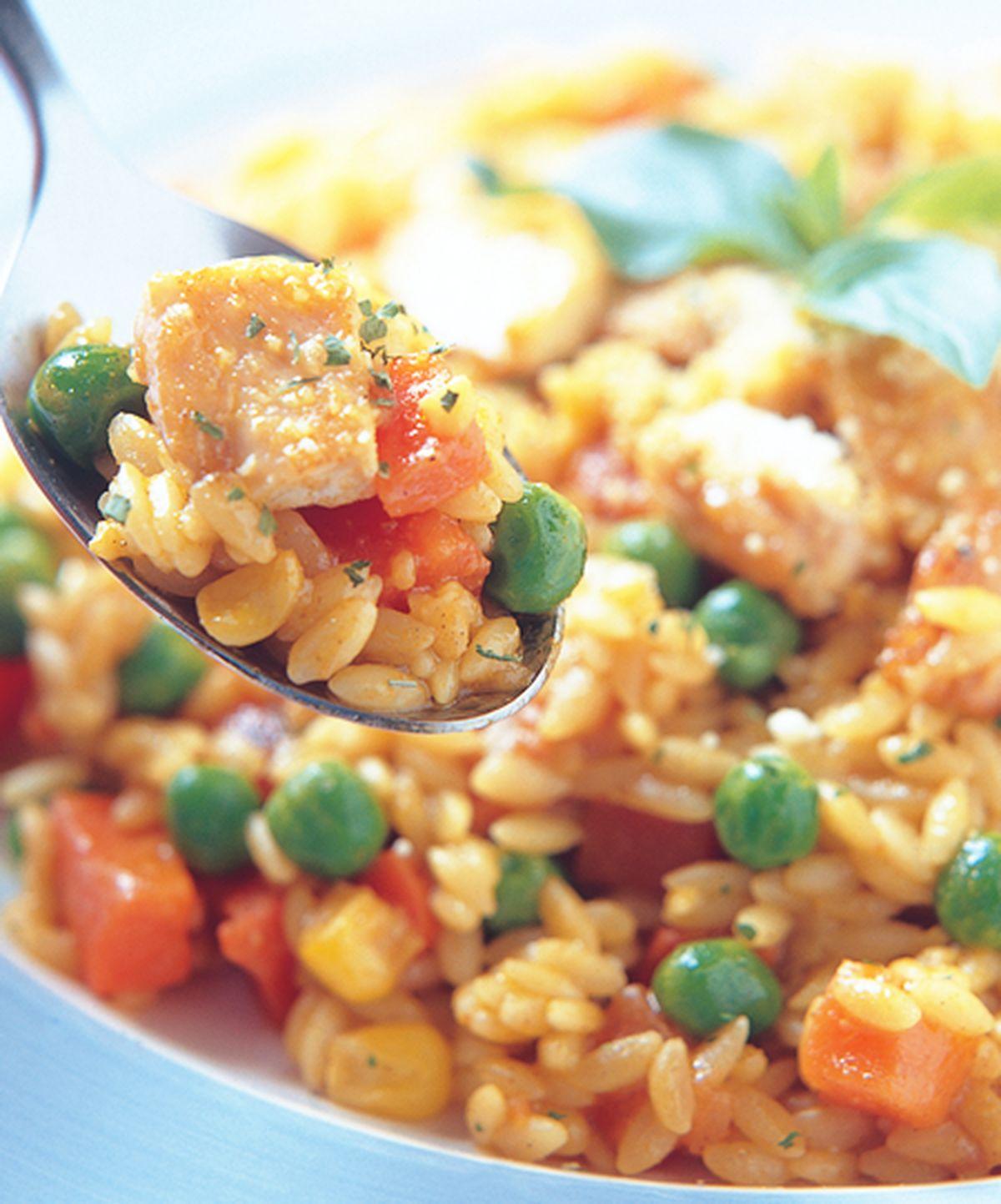 食譜:咖哩燉飯