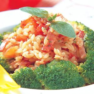 米蘭式米粒麵