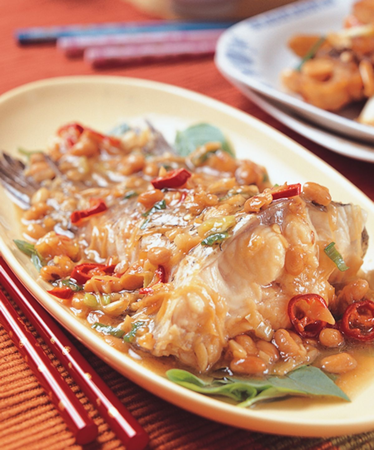食譜:豆醬燒划水