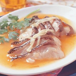 梅香蒸魚片