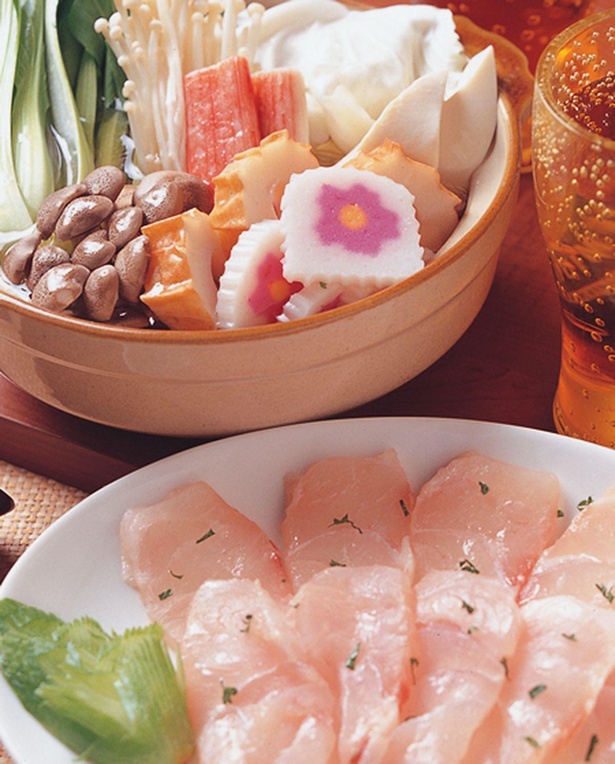 食譜:魚片火鍋