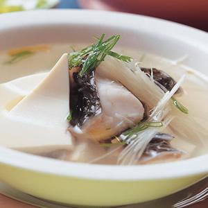 薑絲魚塊湯