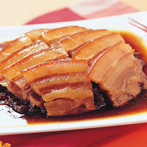 梅干扣肉(1)