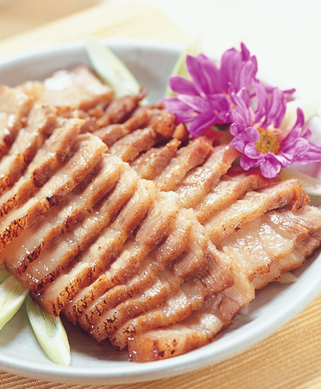 食譜:客家鹹豬肉