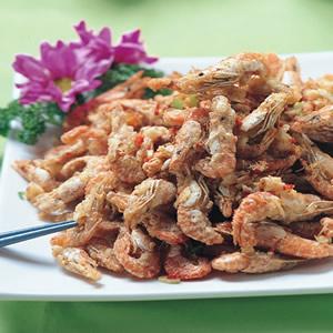 香酥溪蝦(1)