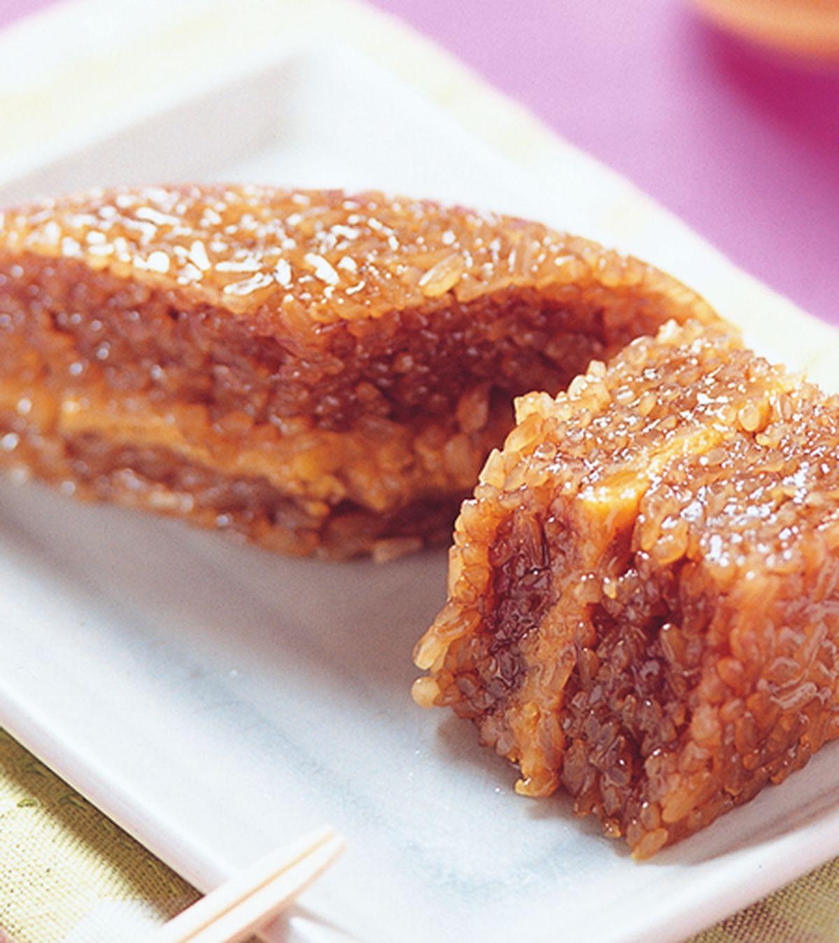 食譜:紅糖地瓜米糕