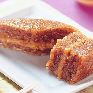 紅糖地瓜米糕