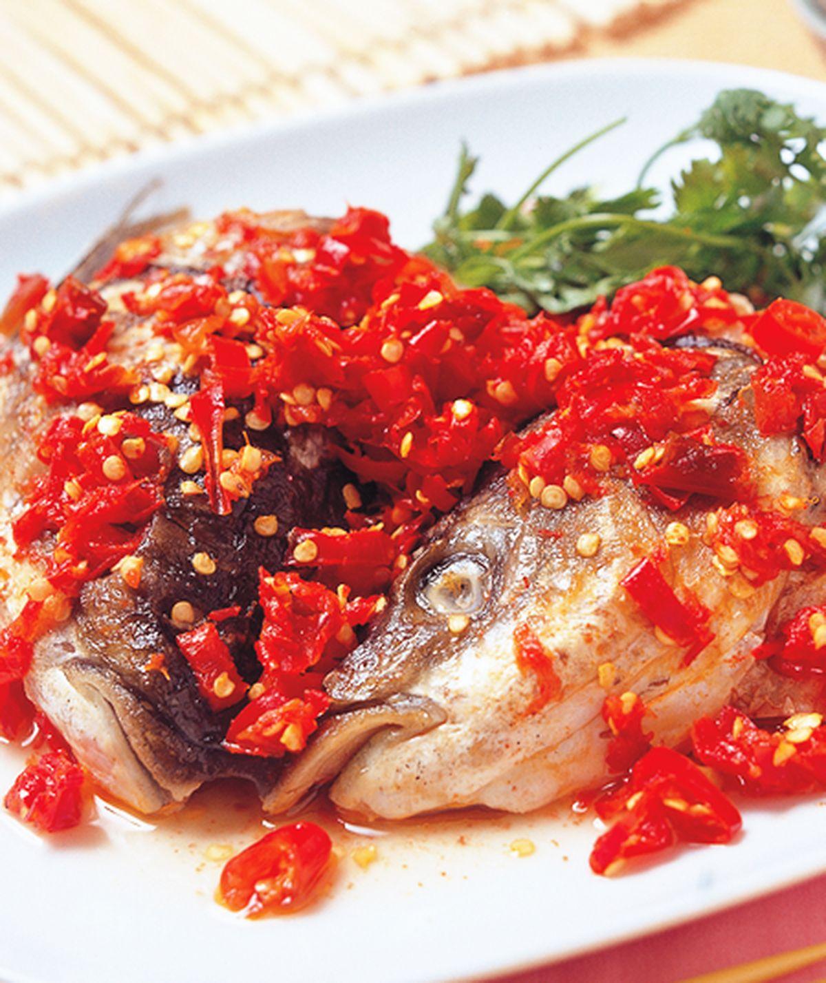 食譜:剁椒魚頭