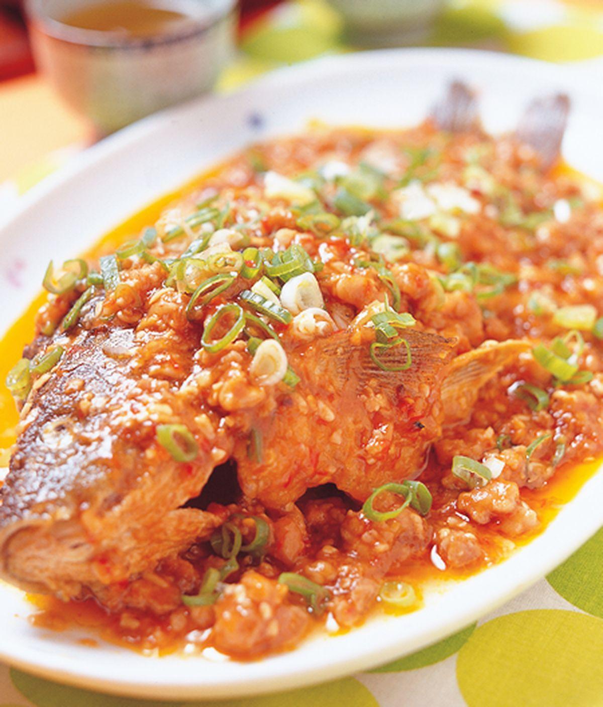 食譜:豆瓣魚(1)