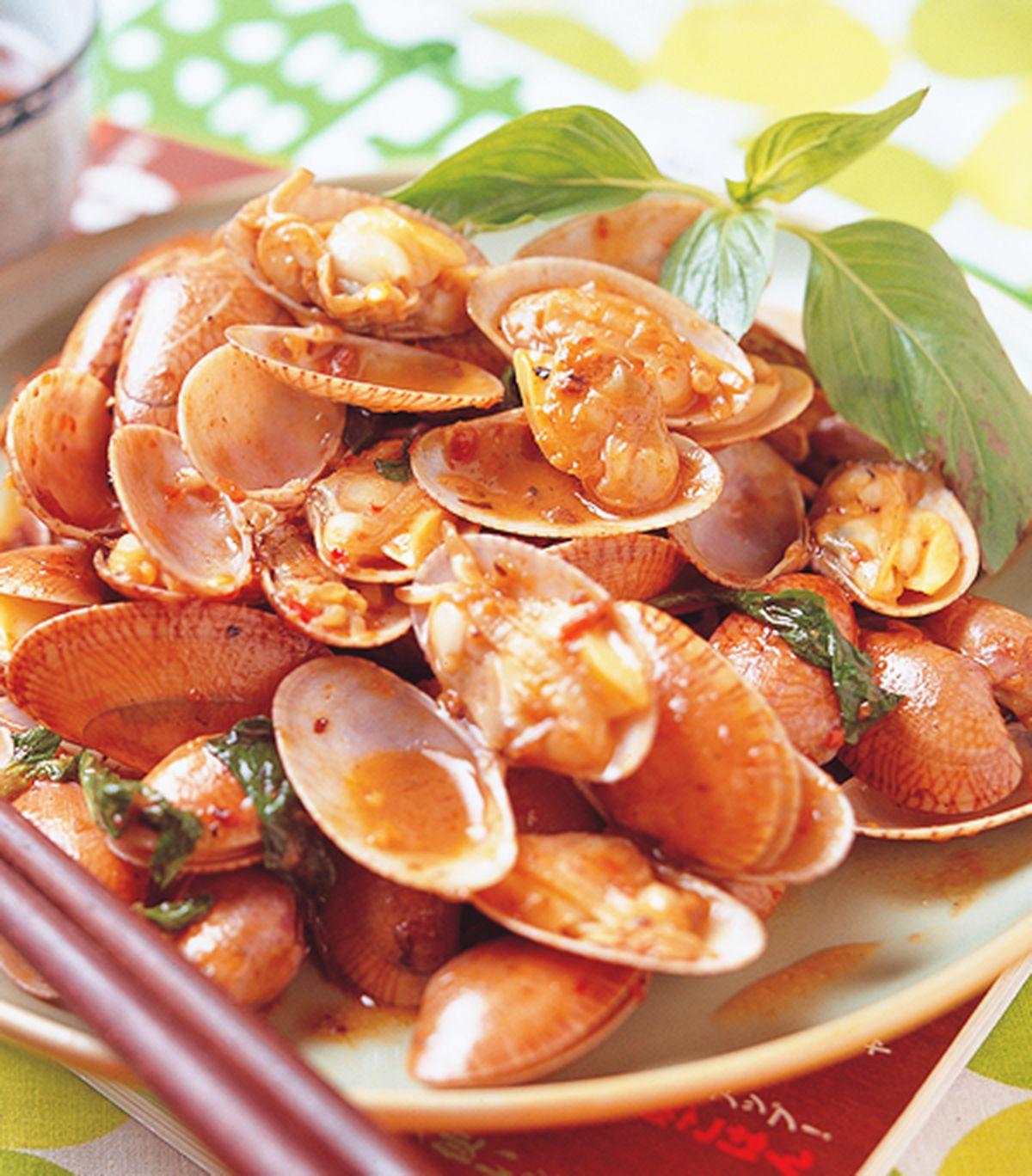 食譜:炒海瓜仔