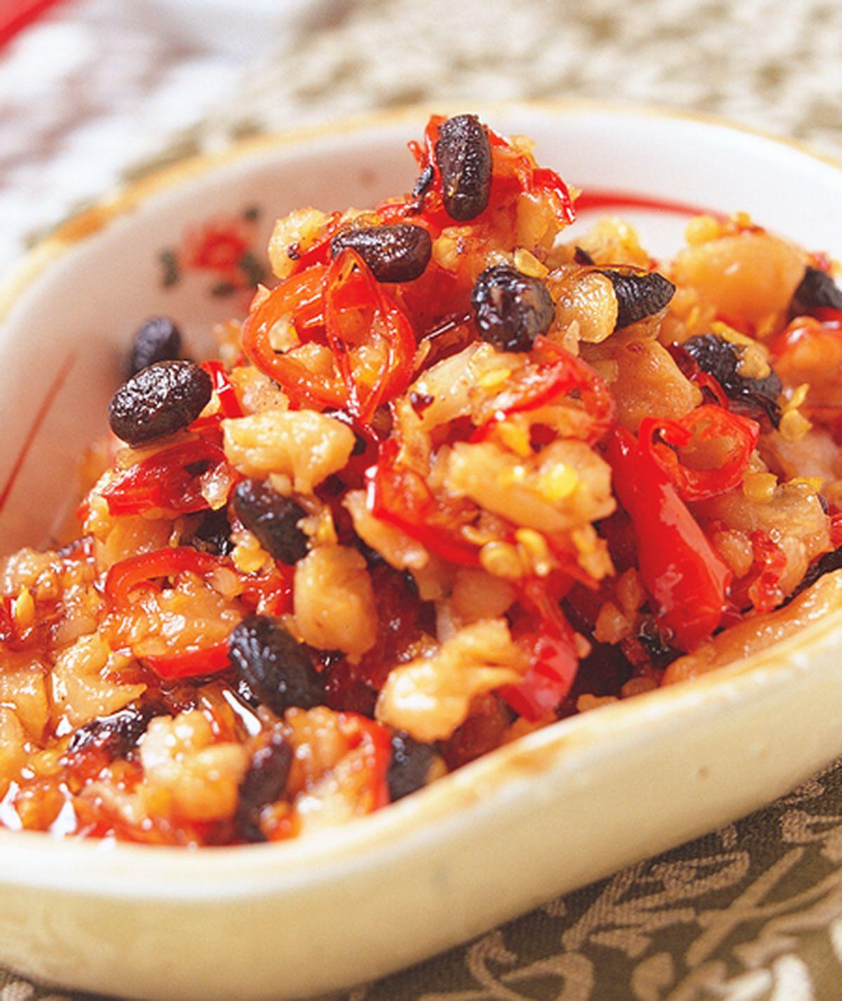 食譜:蘿蔔辣椒醬