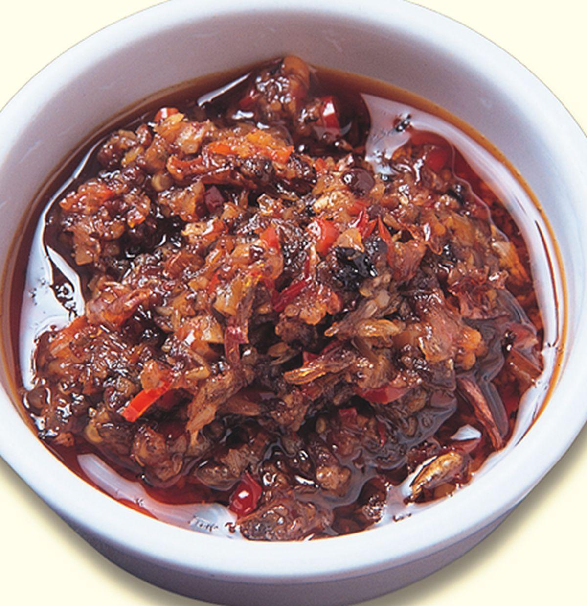 食譜:豉椒醬