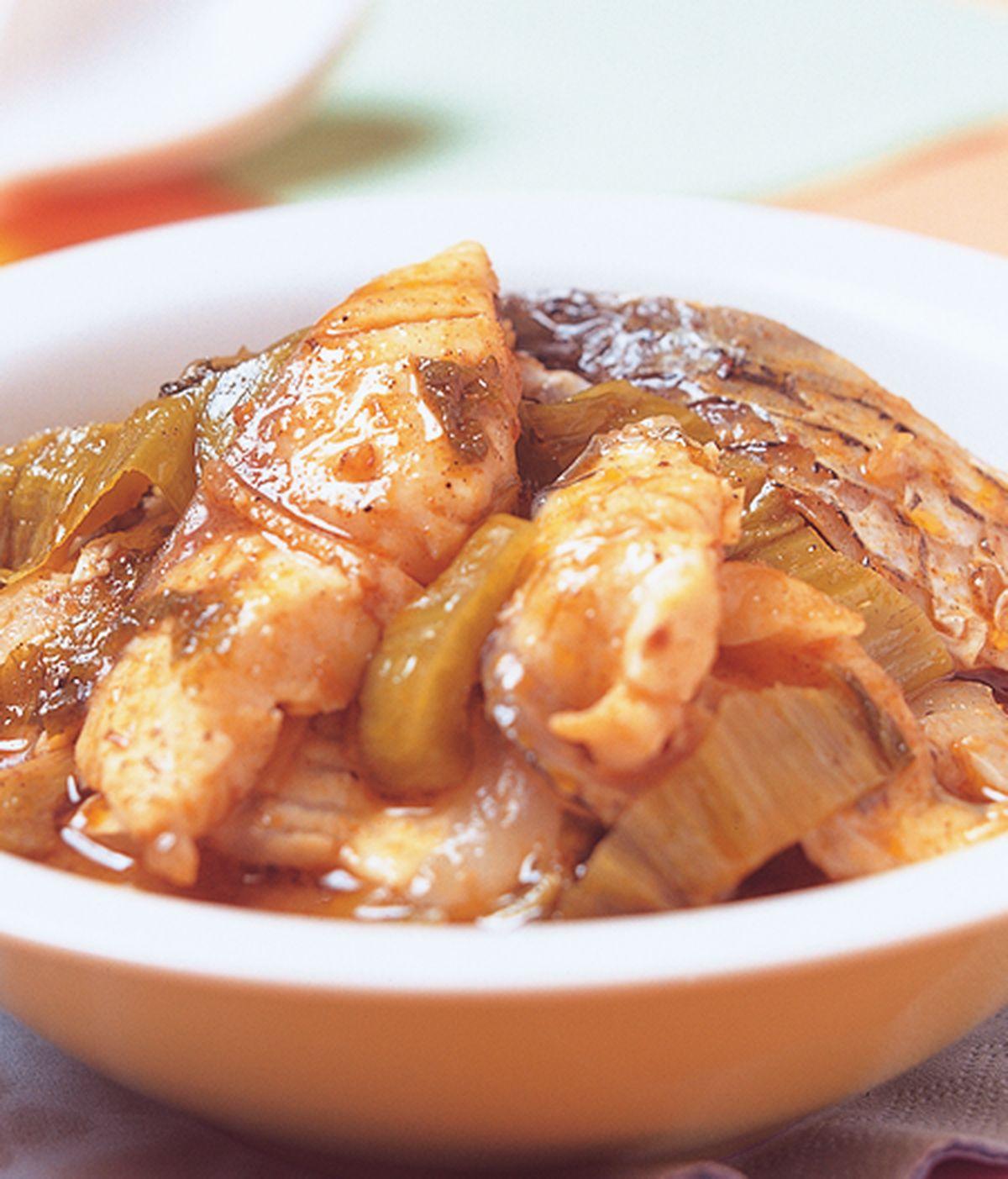 食譜:酸菜燒魚