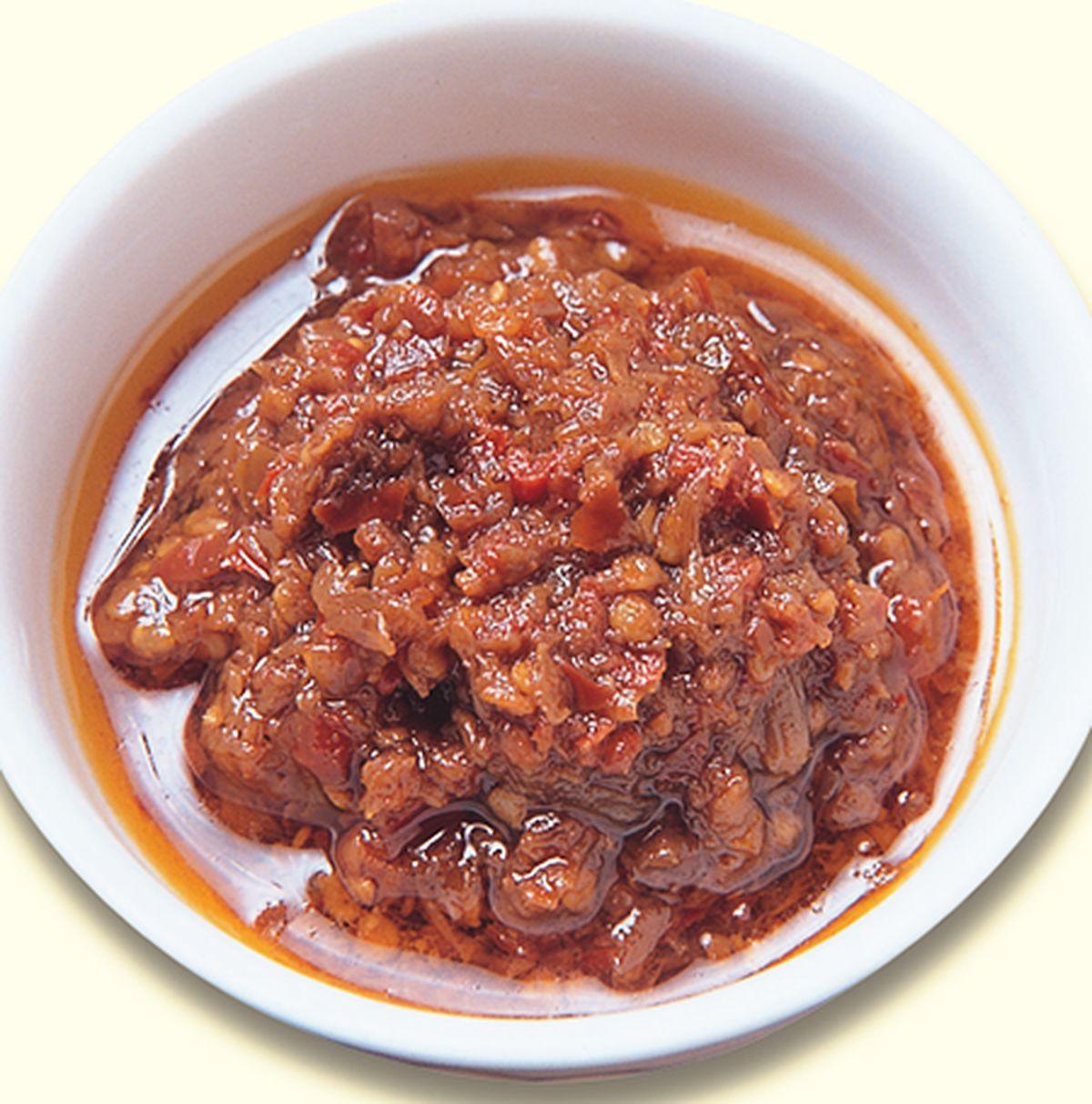 食譜:香蔥辣椒醬(1)