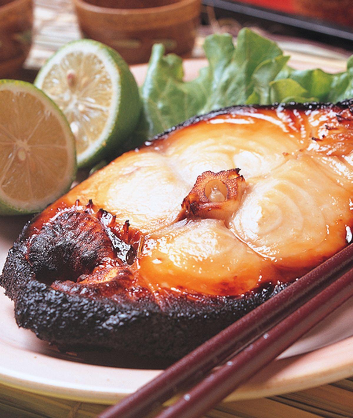 食譜:味噌魚