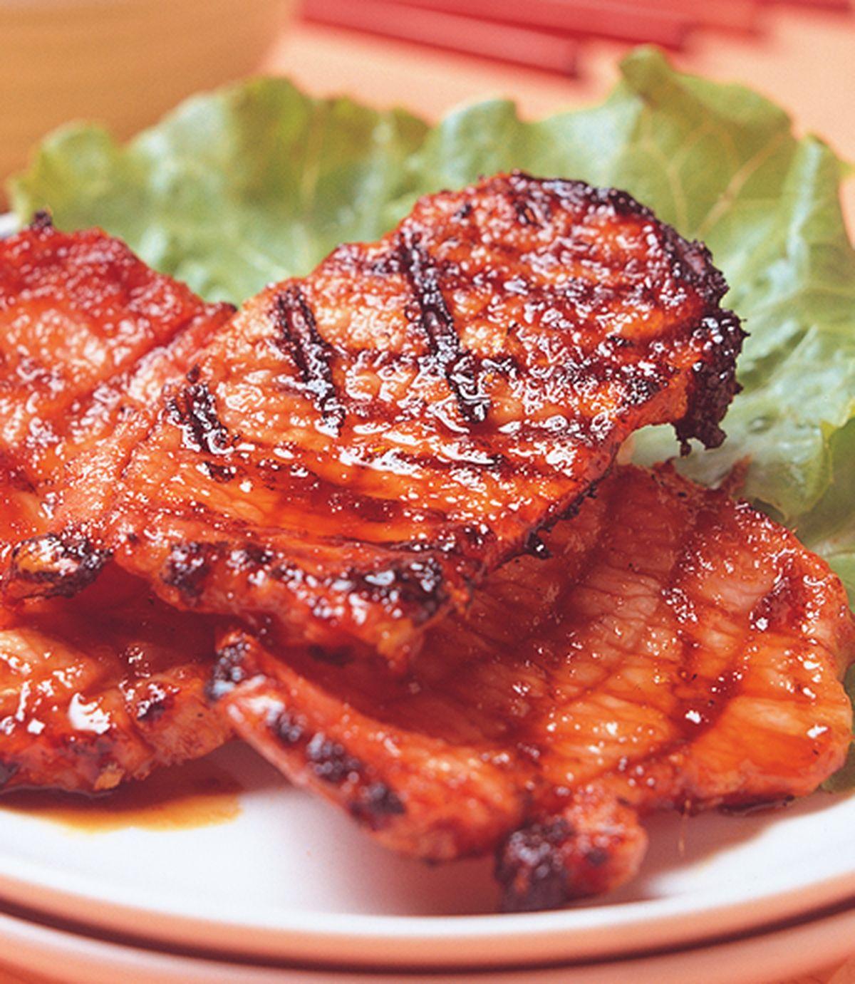 食譜:薑汁燒肉(1)