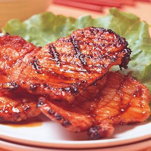 薑汁燒肉(1)