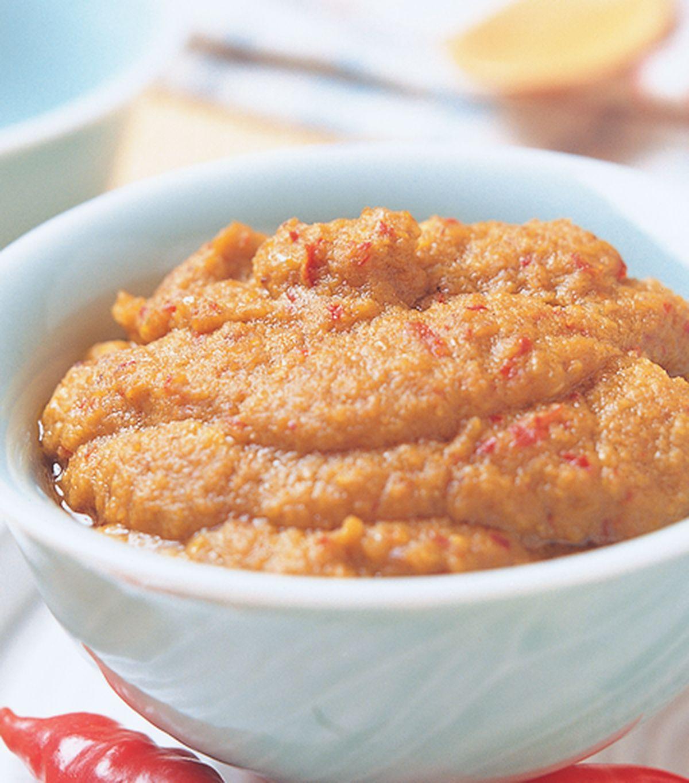 食譜:沙嗲醬(2)