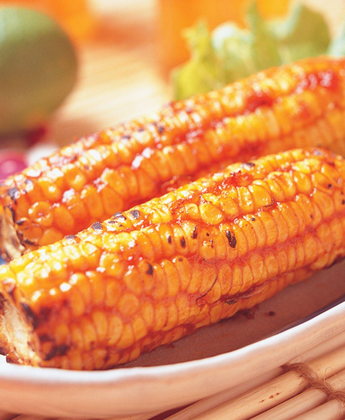 食譜:烤玉米(1)