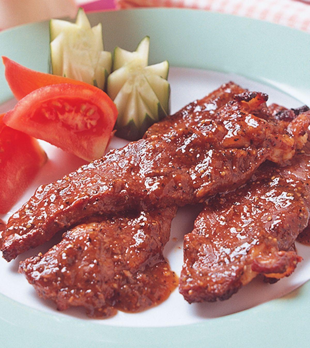 食譜:烤牛小排(1)