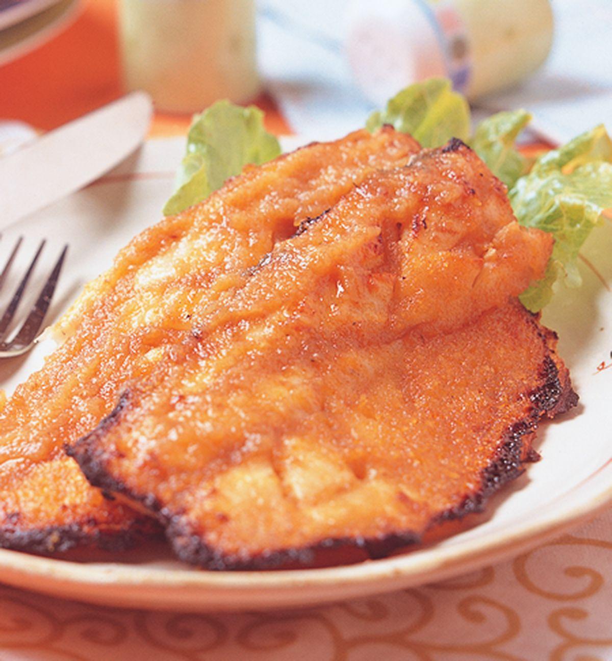 食譜:照燒鯛魚片