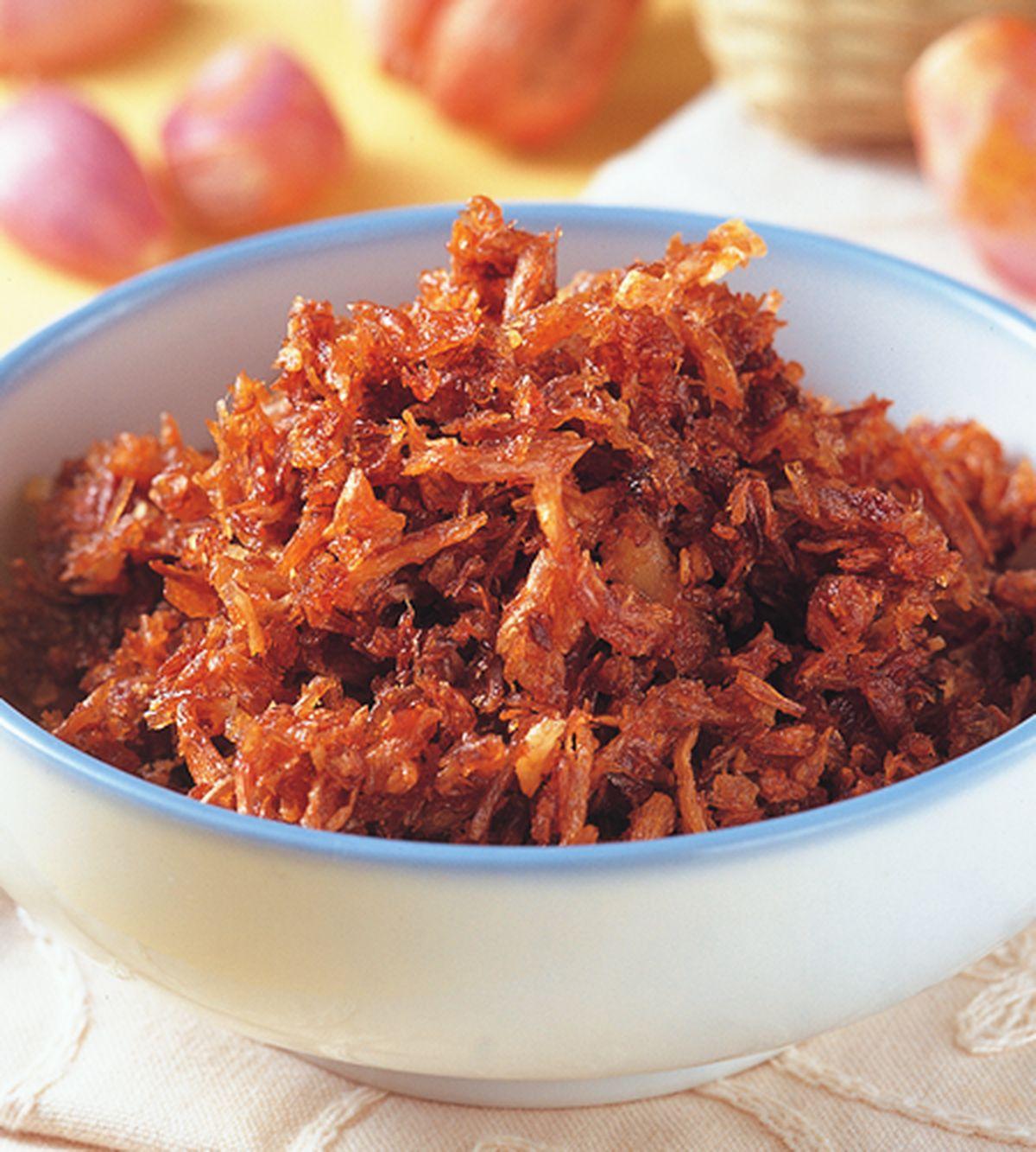食譜:自製油蔥酥