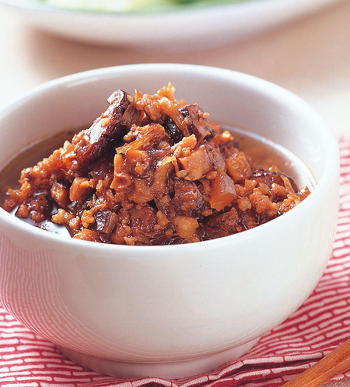 食譜:香菇肉燥(1)
