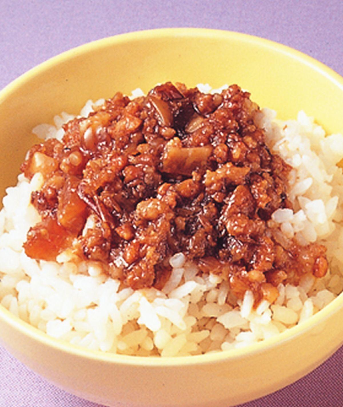 食譜:五香肉燥飯