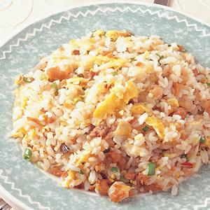 蘿蔔乾肉燥炒飯