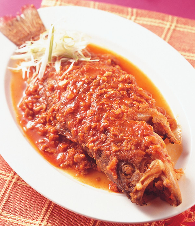 食譜:茄汁燒魚