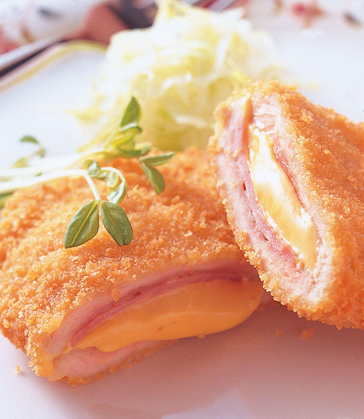 食譜:吉利炸豬排