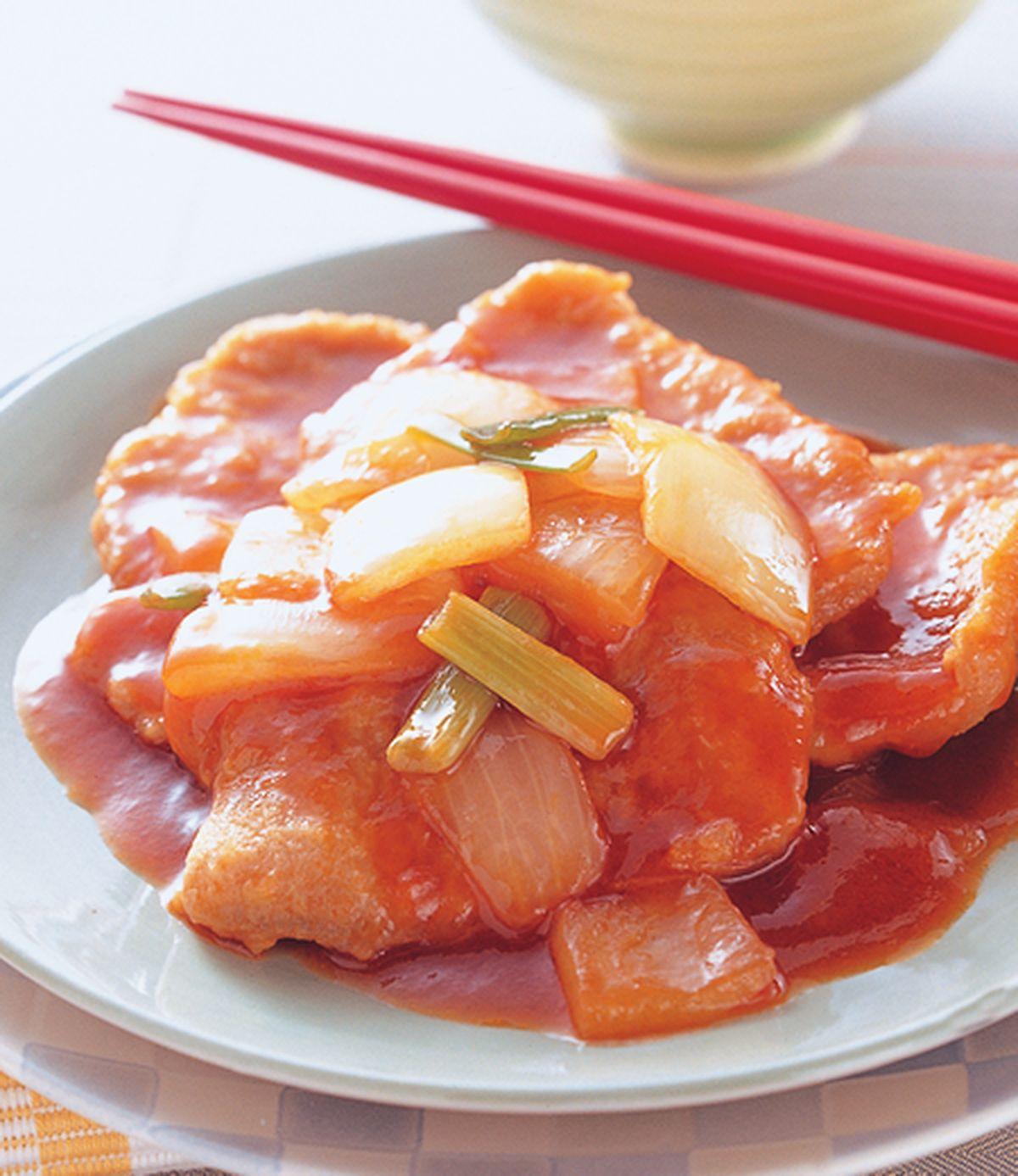 食譜:洋蔥豬排(1)