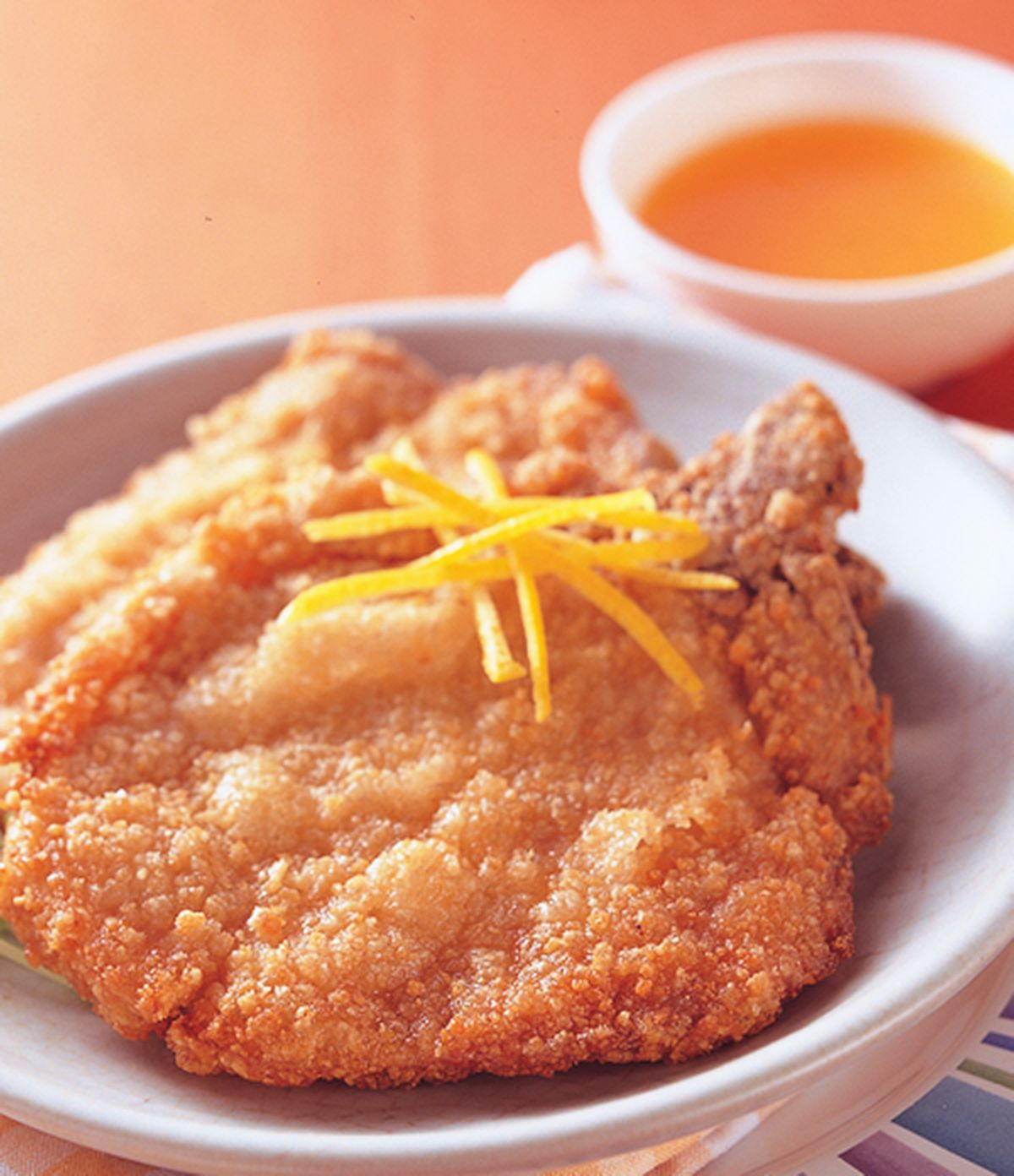 食譜:橙汁排骨