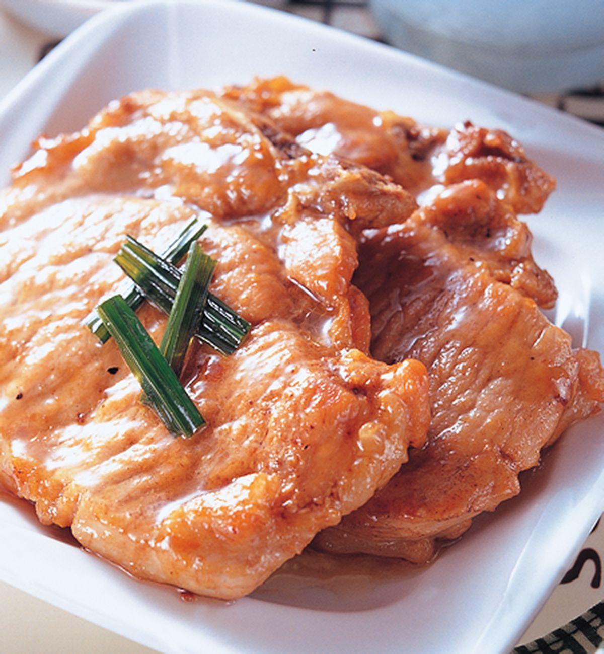 食譜:香茅排骨