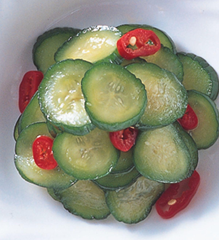 食譜:醃小黃瓜(1)