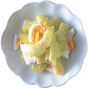 鹹蛋苦瓜(2)
