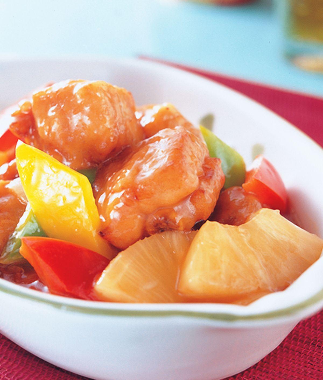 食譜:糖醋排骨(4)