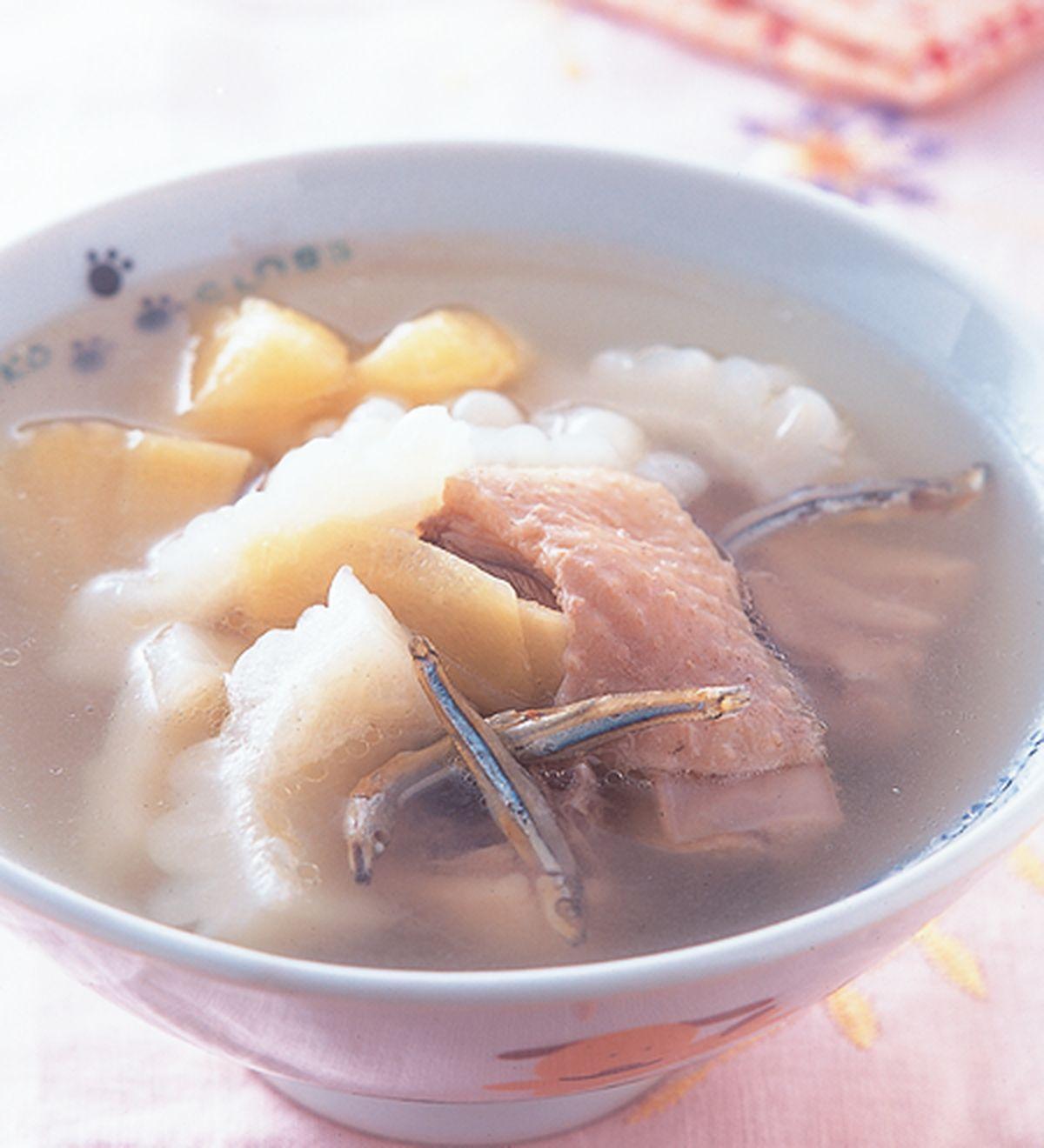 食譜:鳳梨苦瓜雞湯