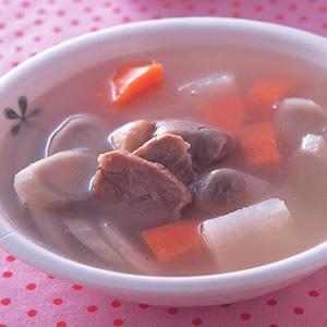 牛蒡蘿蔔煲瘦肉